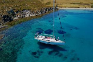 Sailing with S/Y IRIS